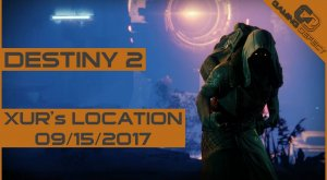 Destiny 2 - Xur's Location and Stock for 15th September 2017 - Week 1