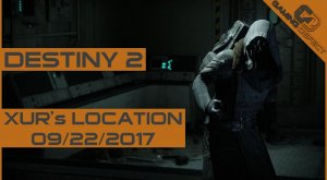 Destiny 2 - Xur's Location and Stock for 22nd September 2017 - Week 2